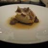 Seehecht / Aubergine / Dashi / Tofu