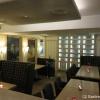 ein Blick in den Raum - wir waren die letzten Gäste ;-)