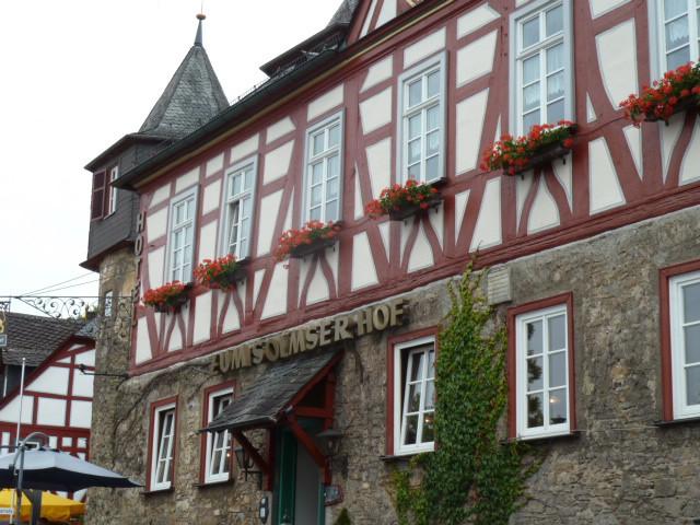 Hotel Zum Solmser Hof Braunfels