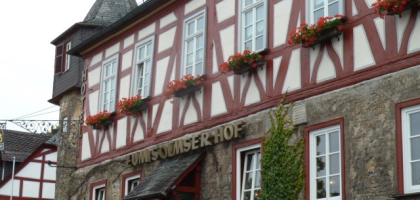 Hotel Solmser Hof Braunfels