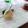 Schoko Törtchen mit Vanilleeis