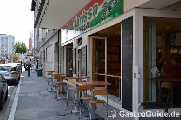 Da clarissa restaurant lieferdienst bistro imbiss for Mittagstisch mannheim