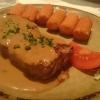 saftiges und zartes Pfeffer- (Rump)Steak