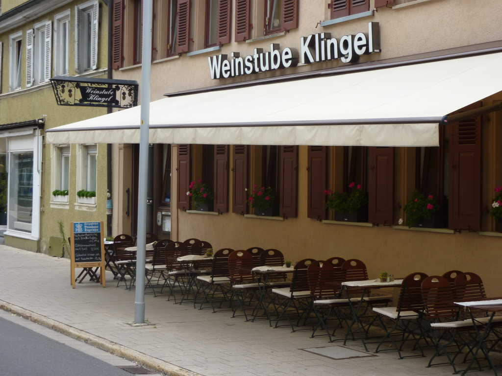 weinstube klingel restaurant weinstube in 71634 ludwigsburg. Black Bedroom Furniture Sets. Home Design Ideas