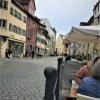 Wangen - Altsstadt im Frühlingsstimmunug
