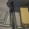 Brotteller und Butter