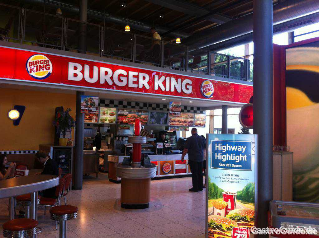 burger king rastst tte bruchsal west schnellrestaurant in 76694 forst. Black Bedroom Furniture Sets. Home Design Ideas
