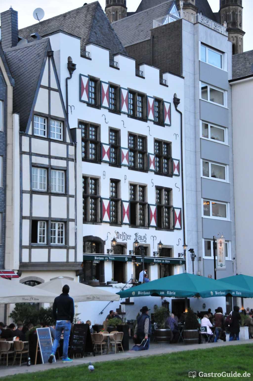 bierhaus am rhein restaurant gasthaus wirtshaus brauhaus in 50667 k ln. Black Bedroom Furniture Sets. Home Design Ideas
