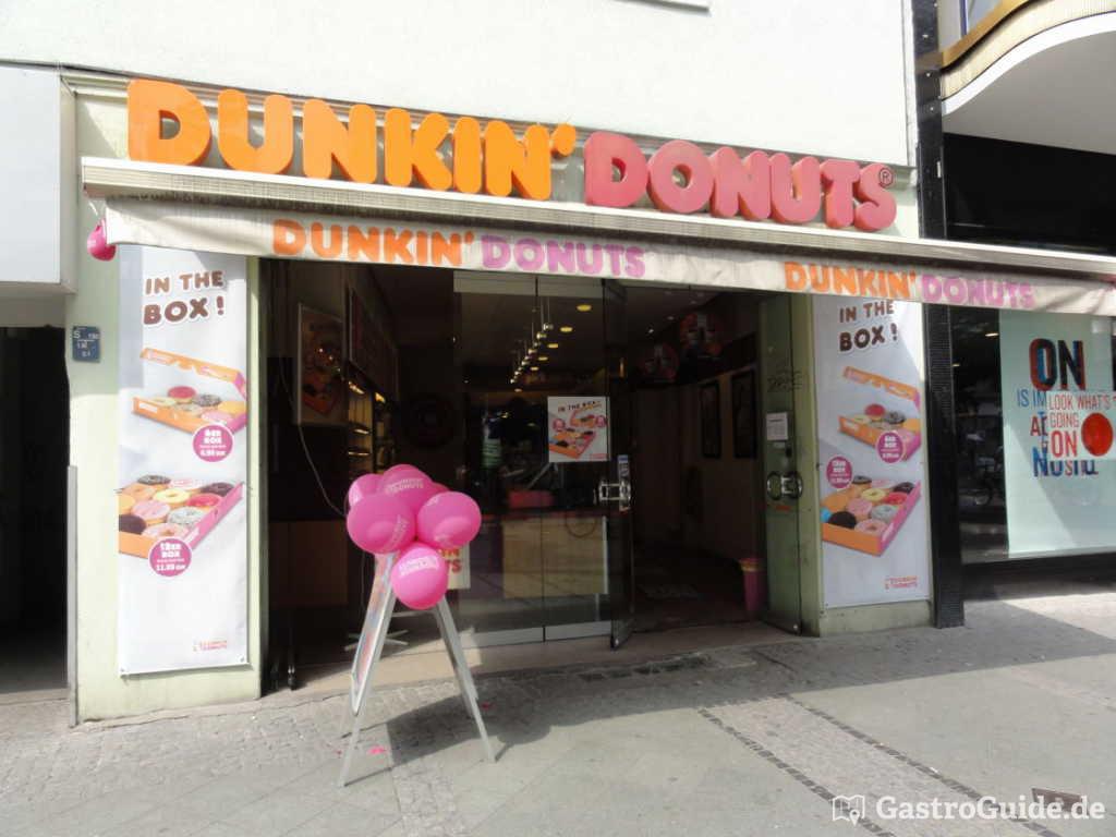dunkin 39 donuts cafe take away in 10627 berlin. Black Bedroom Furniture Sets. Home Design Ideas