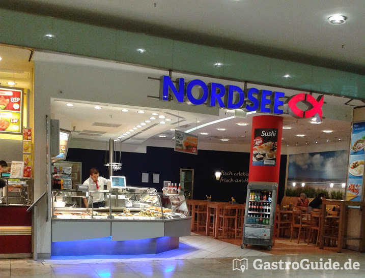 Das nordsee restaurant im kasseler citypoint war schon for Depot kassel city point