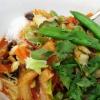 Thailändisches Gemüsecurry mit Tofu
