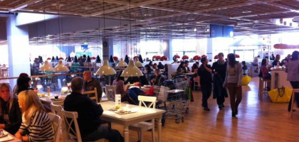 Bild von Ikea Restaurant Günthersdorf