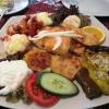 Vegetaria-Platte für eine Person (!!!)