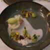 Königskrabbe / Radieschen / Joghurt / Avocado