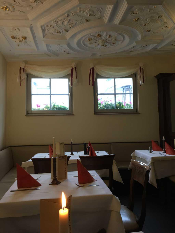 athos der grieche restaurant in 99084 erfurt. Black Bedroom Furniture Sets. Home Design Ideas