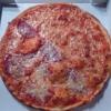 Pizzeria Azzurro - Pizza Salame i Marghertita