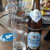 Flasche alkoholfreies König Ludwig Weißbier für 3,90 €