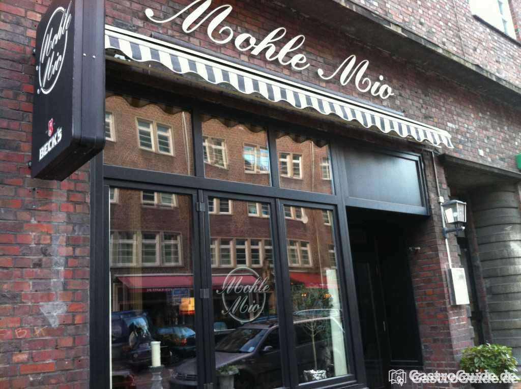 mohle mio restaurant restaurant bar in 20095 hamburg bezirk hamburg mitte. Black Bedroom Furniture Sets. Home Design Ideas