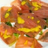 Carpaccio Thunfisch