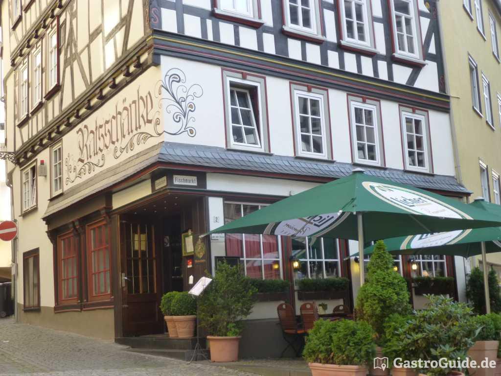 Restaurant Ratsschänke Im – Tintnwrap