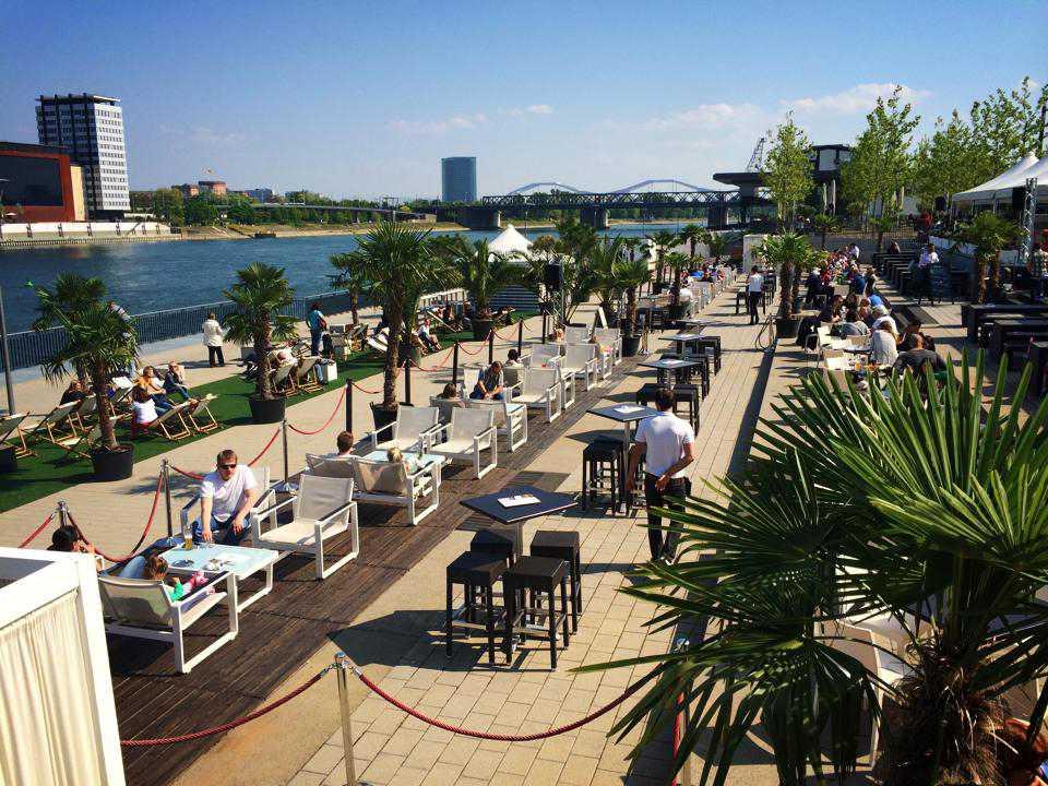 Sunset Lounge - Rheinoase Bar, Loungebar