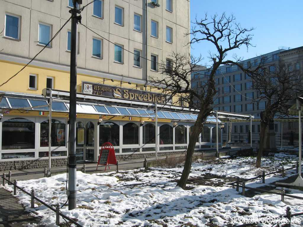 Cafe Spreeblick Berlin