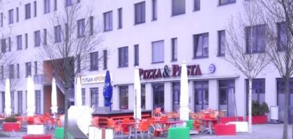 Bild von Pizza und Pasta