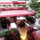 Foto zu Restaurant Katzen-Cafe: Außenbereich