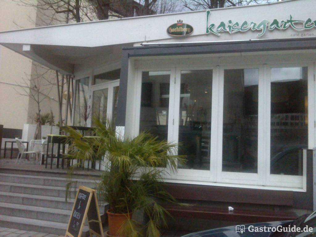 kaisergarten passau restaurant cafe biergarten in 94032 passau. Black Bedroom Furniture Sets. Home Design Ideas