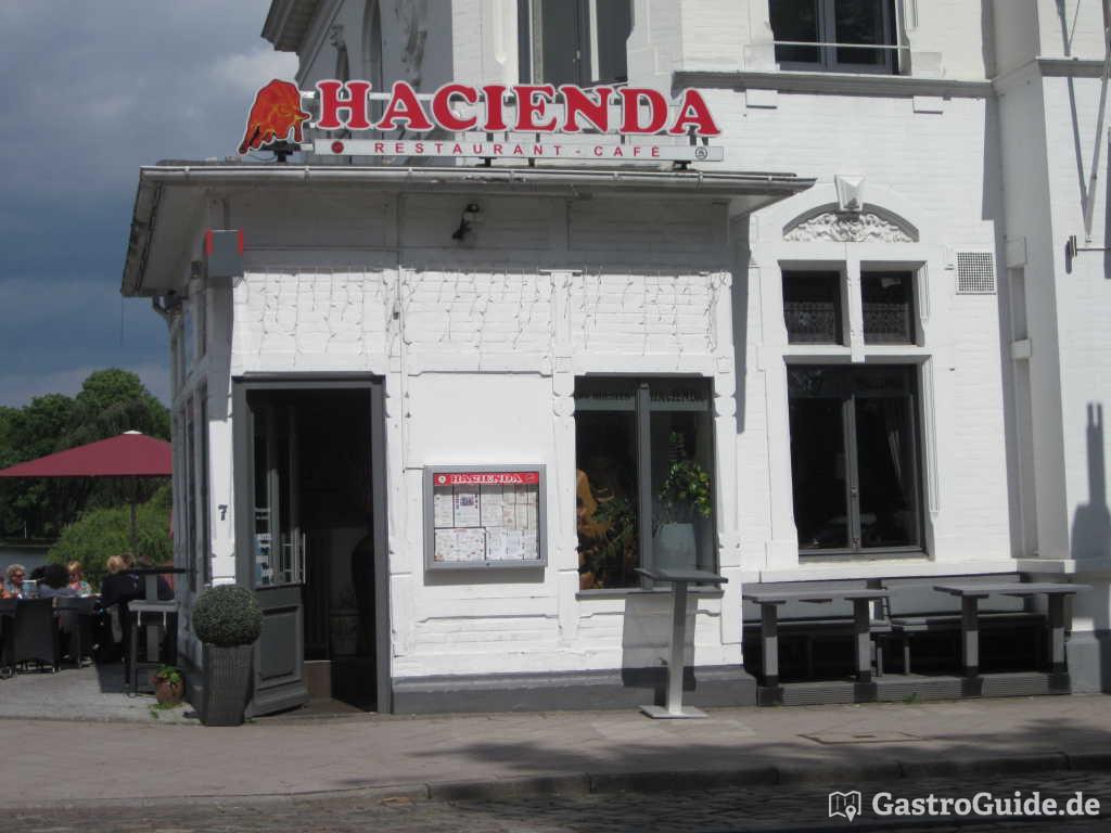 hacienda im hotel excellent restaurant bar hotel in 23552 l beck. Black Bedroom Furniture Sets. Home Design Ideas