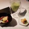 Gebratener Seehecht / Kartoffel-Lauch-Suppe / Aal & Ente mit Frankfurter Soße