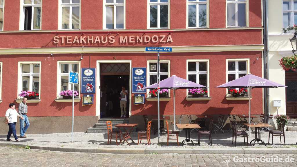 Steakhaus mendoza restaurant in 14776 brandenburg an der havel for Silla 14 cafe resto mendoza mendoza