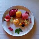 Foto zu Gasthaus am Ödenturm: Sorbet Teller