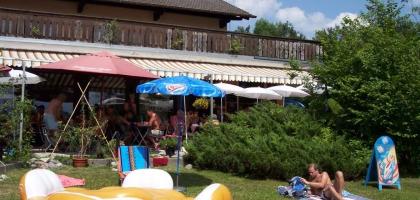 Bild von Happingersee Biergarten