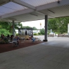 Der Sommergarten-ehemaliger Tankstellenbereich