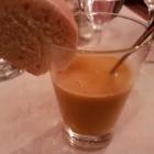 Foto zu Kunst und Lecker: Kokos-Möhren-Suppe