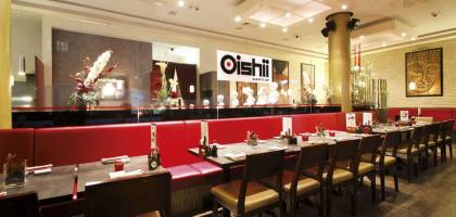 Bild von Oishii Sushi & Grill Restaurant