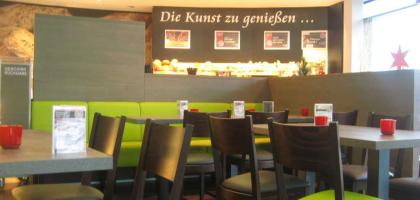 Bild von Bäckerei-Bistro Vis-á-Vis im Flugfeld