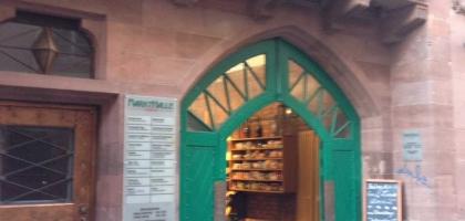 Bild von Markthalle Freiburg