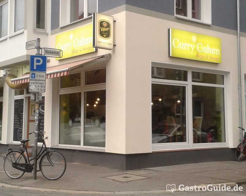 curry culum burger sausages restaurant schnellrestaurant in 30169 hannover mitte. Black Bedroom Furniture Sets. Home Design Ideas
