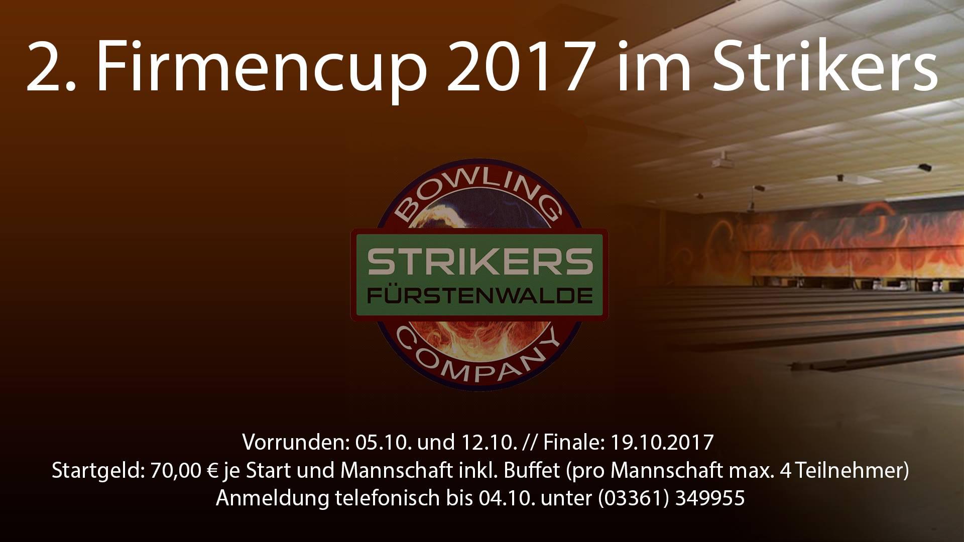 Bild zur Nachricht von STRIKERS Bowling Company