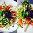 Foto zu Bistro Das Erdgeschoss: Tomaten-Mozzarella-Salat (Tpoing Saisonabhängig)