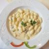Gnocchi Gorgonzola mit original Gorgonzolakäse und Sahnesoße für 11,50 €