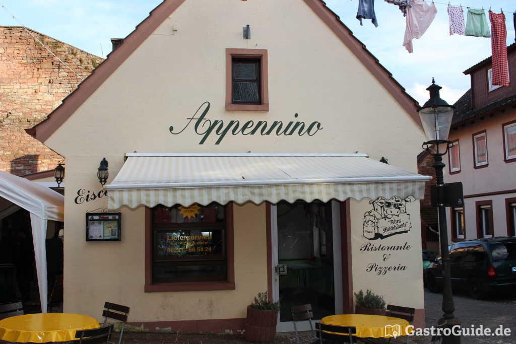 Appennino altes milchhaeusle restaurant bistro eiscafe for Buchen 74722