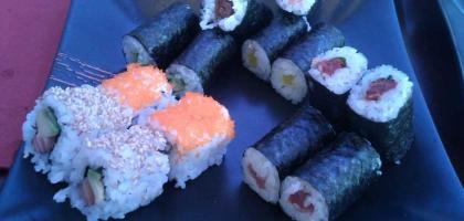 Bild von Oishii · Sushi & Grill