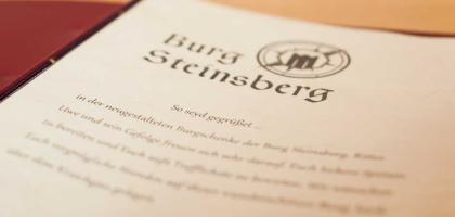 Bild von Restaurant Burg Steinsberg
