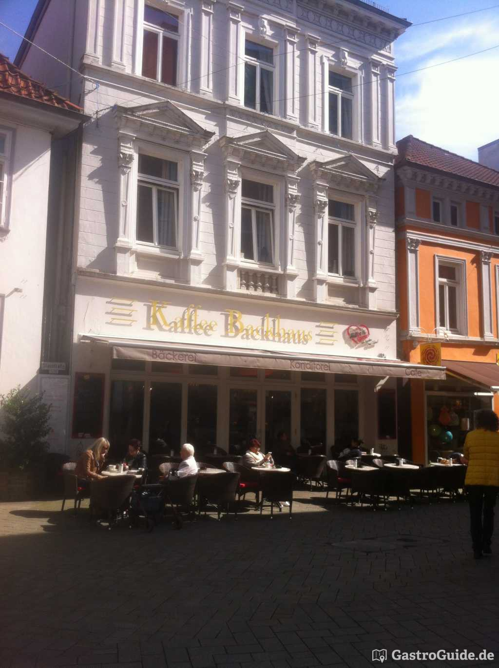 m ller egerer kaffee backhaus b ckerei cafe in 26122 oldenburg. Black Bedroom Furniture Sets. Home Design Ideas