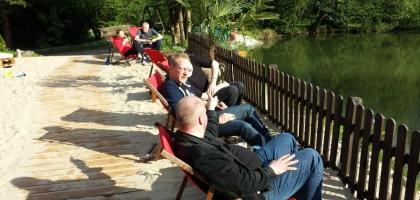 Fotoalbum: Beach Lounge Holzmühle :)