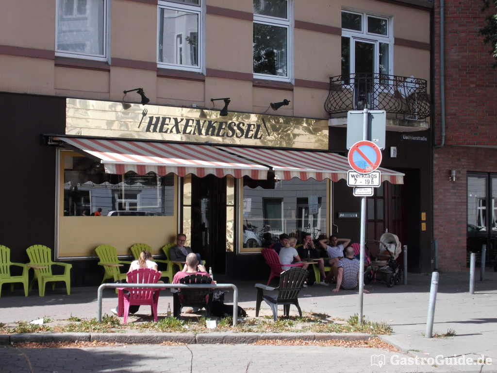 hexenkessel restaurant cafe in 22761 hamburg altona. Black Bedroom Furniture Sets. Home Design Ideas
