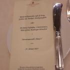Foto zu MARY´s Restaurant · Kastens Hotel Luisenhof: Mini-Auswahlkarte